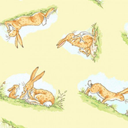 When I'm Big Nutbrown Hares Butter