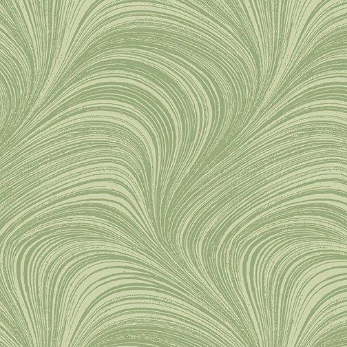 A Wildflower Meadow green swirl