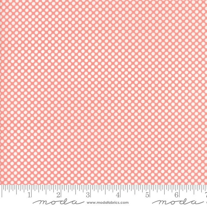 Bonnie and Camille Vintage Holiday Pink Dot
