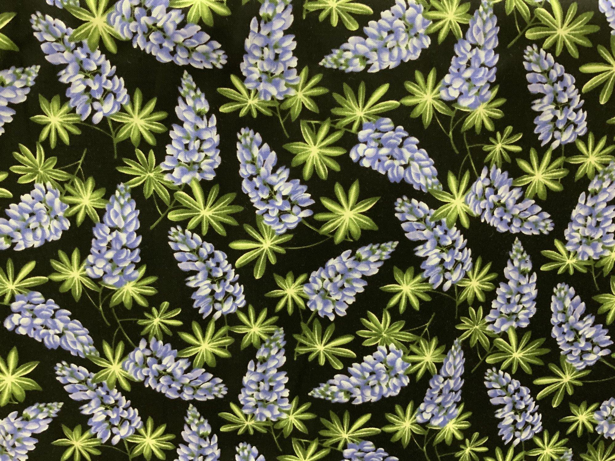 A Wildflower Meadow blue bonnets