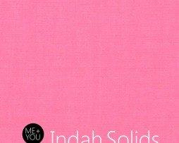 100-447 Me and You Indah Solids Batik Sweet Pea