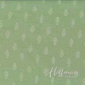 110-227 Indah Batiks Sprout