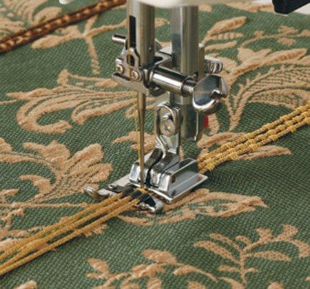 3-Way Cording Foot/ 7mm