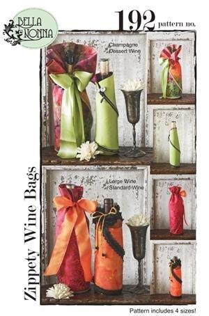 Zippity Wine Bag Pattern