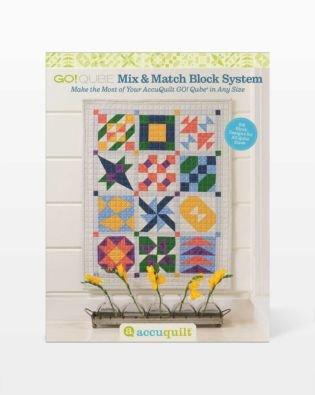 AccuQuilt GO! Qube Mix & Match Block System Book