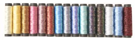 Shabon-Dama Assortment of 15 Colors 21.9yds
