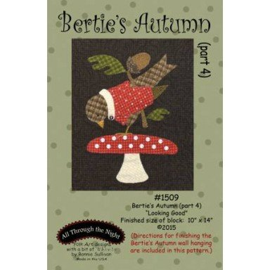 Bertie's Autumn Pattern Part 4
