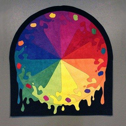 Color Splash Pattern