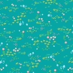 HO106-TU5K Nohara Turquoise Knit
