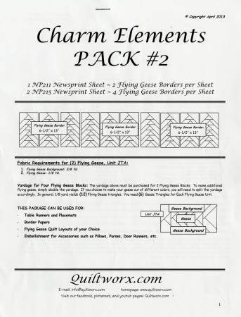 Charm Elements Pack #2