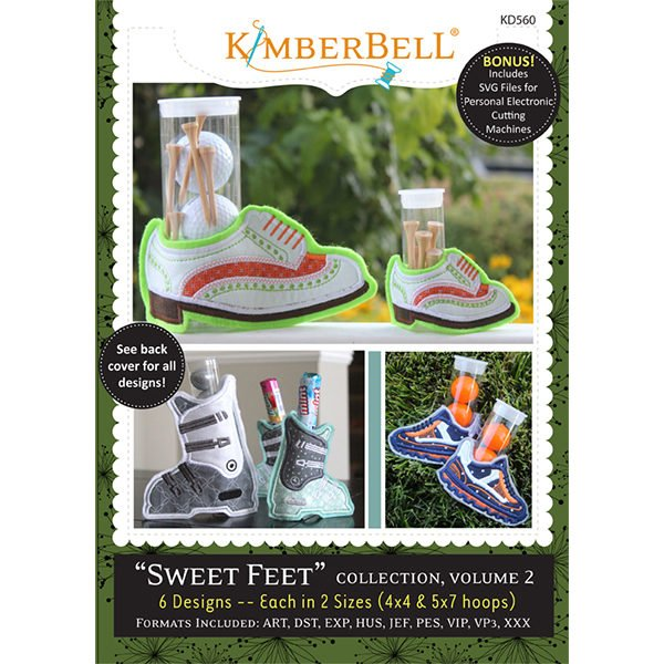 Sweet Feet Collection/Vol 2