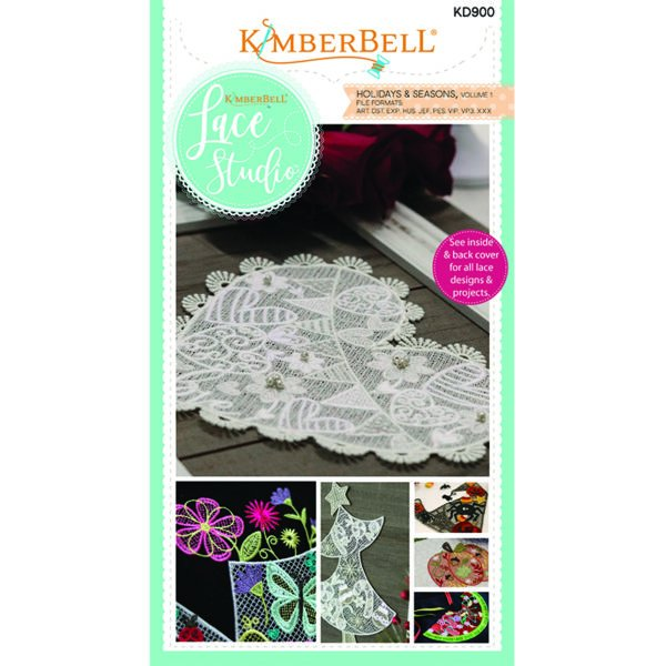 Kimberbell Lace Studio Holidays and Seasons Vol 1