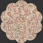 KSM-73305 India Ink Parchment (Kismet)