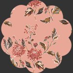 KSM-83304 Cut Flowers Favor (Kismet)