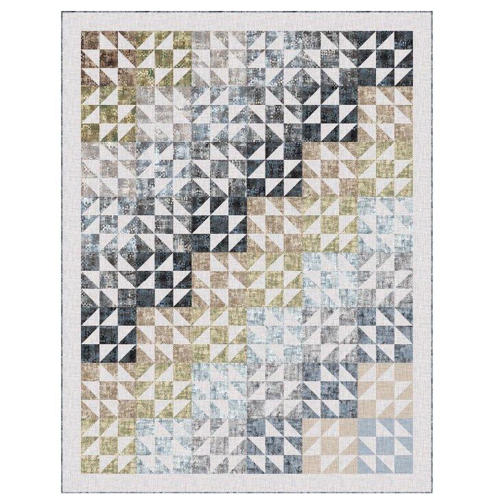 Precious Metals Quilt Pattern