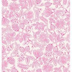 Primavera - Moxie Floral - Neon Pink