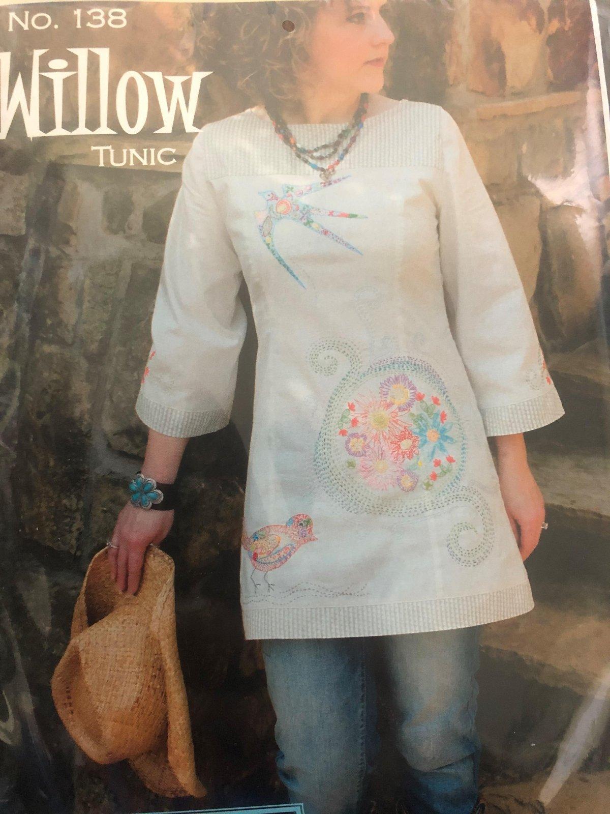 Willow Tunic