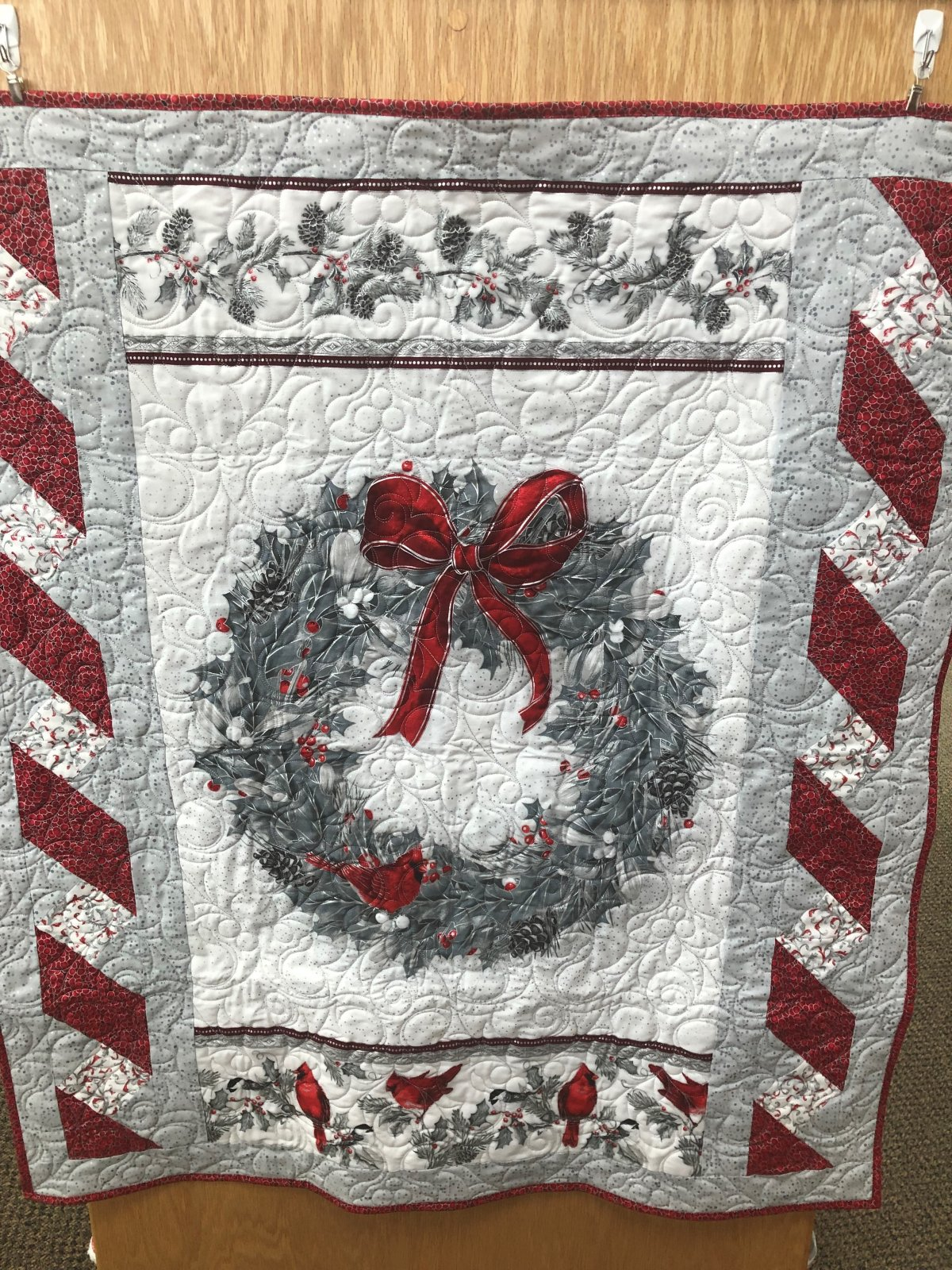 Twisted Panel Quilt Kit