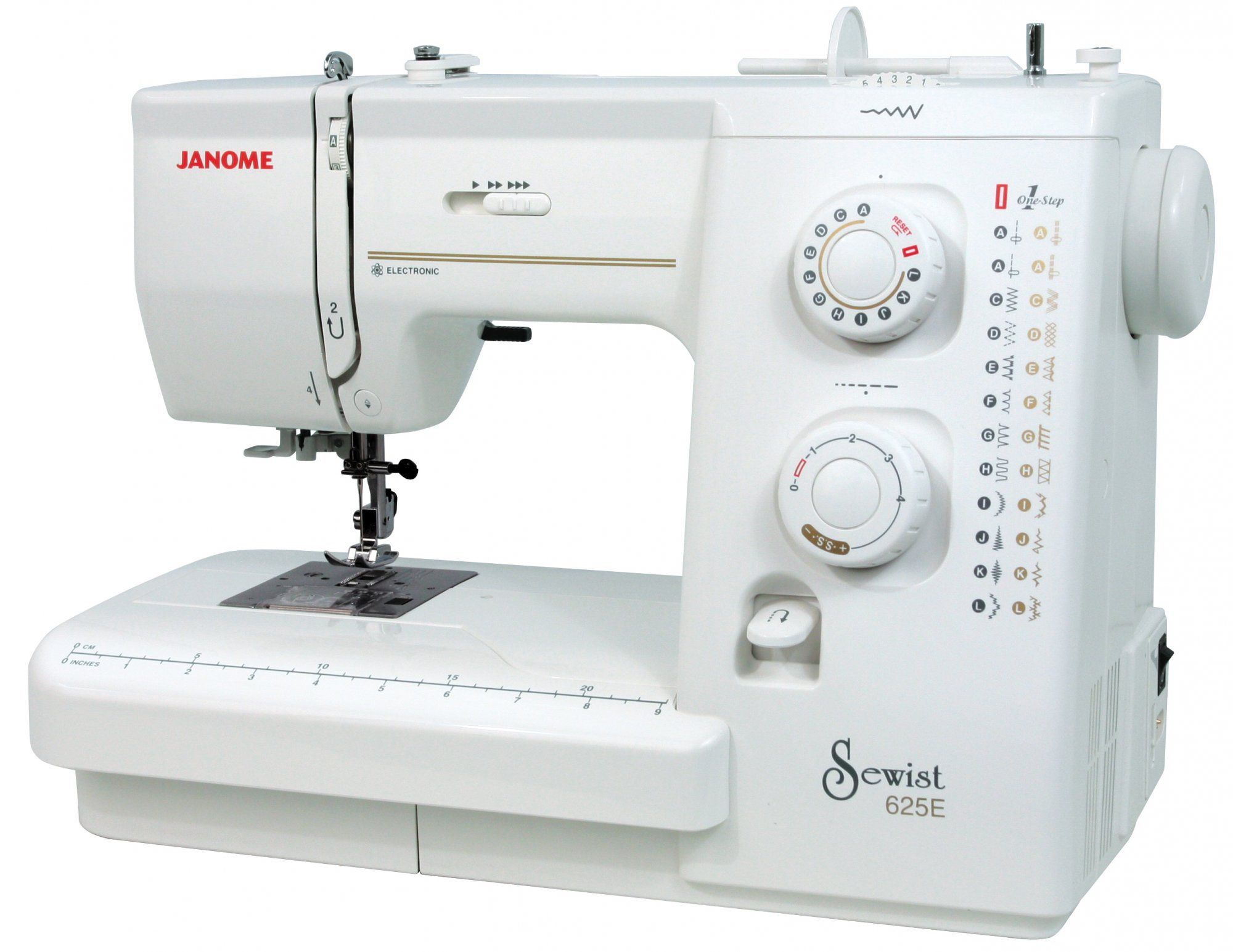 Janome 625E sewing machine