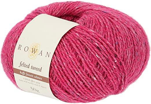 Felted Tweed Barbara