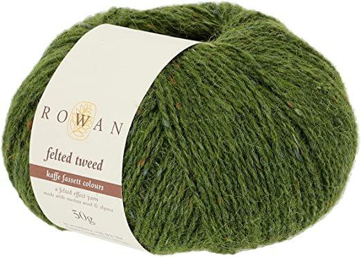 Felted Tweed-Lotus Leaf