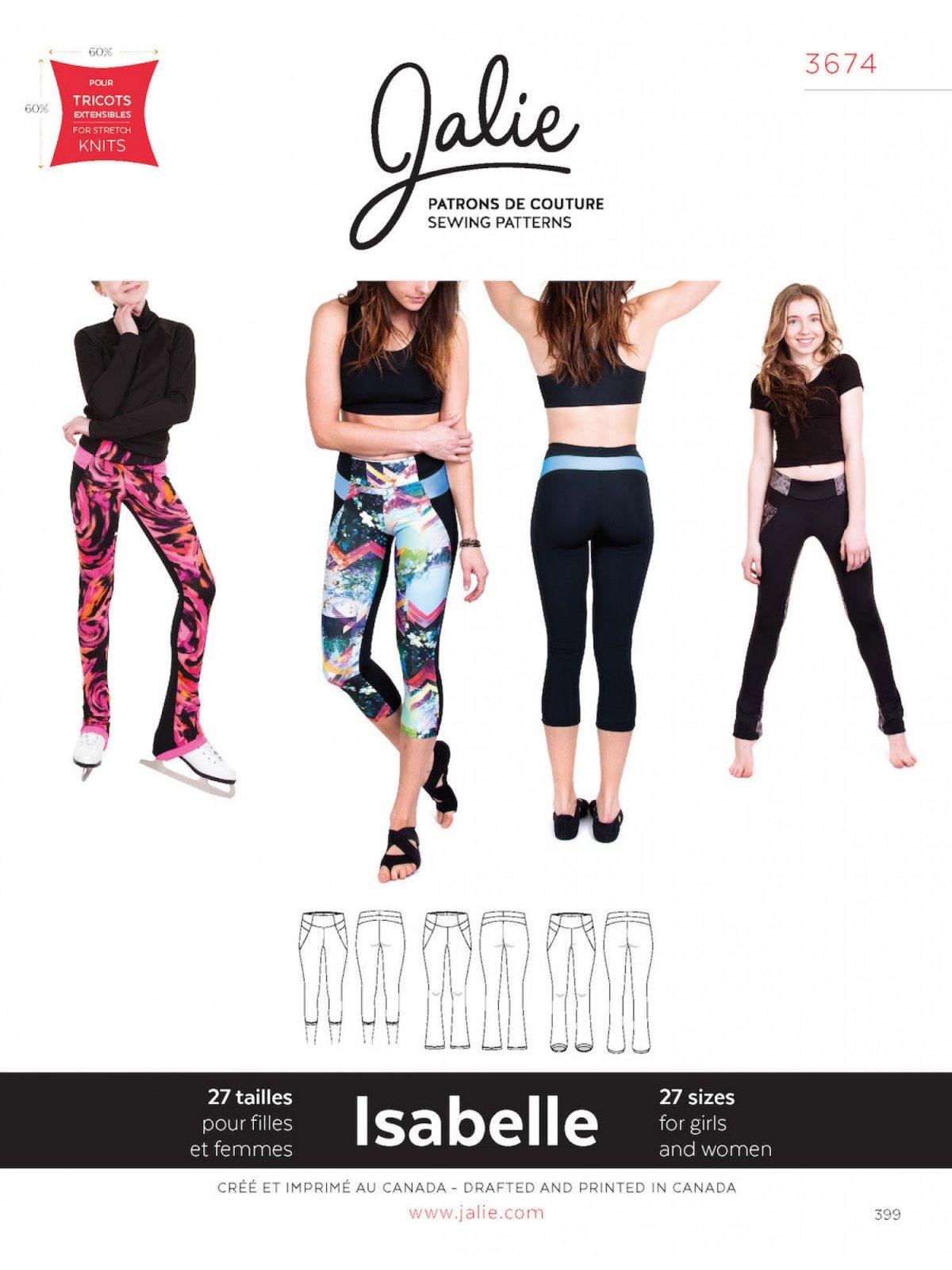 Isabelle-Leggings/Skating Pants