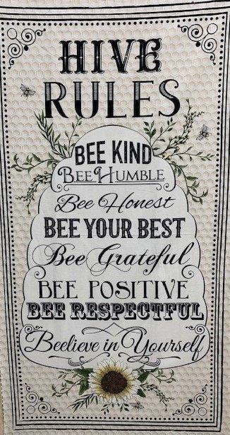Hive Rule Panle