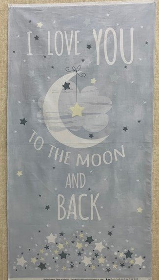 Moon&Stars Grey