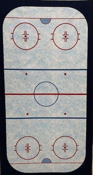Sports Life 3 Hockey rink panel