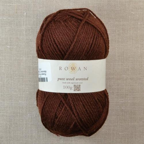 Pure Wool -chestnut