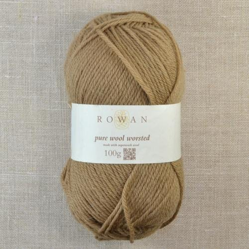 pure wool -toffee