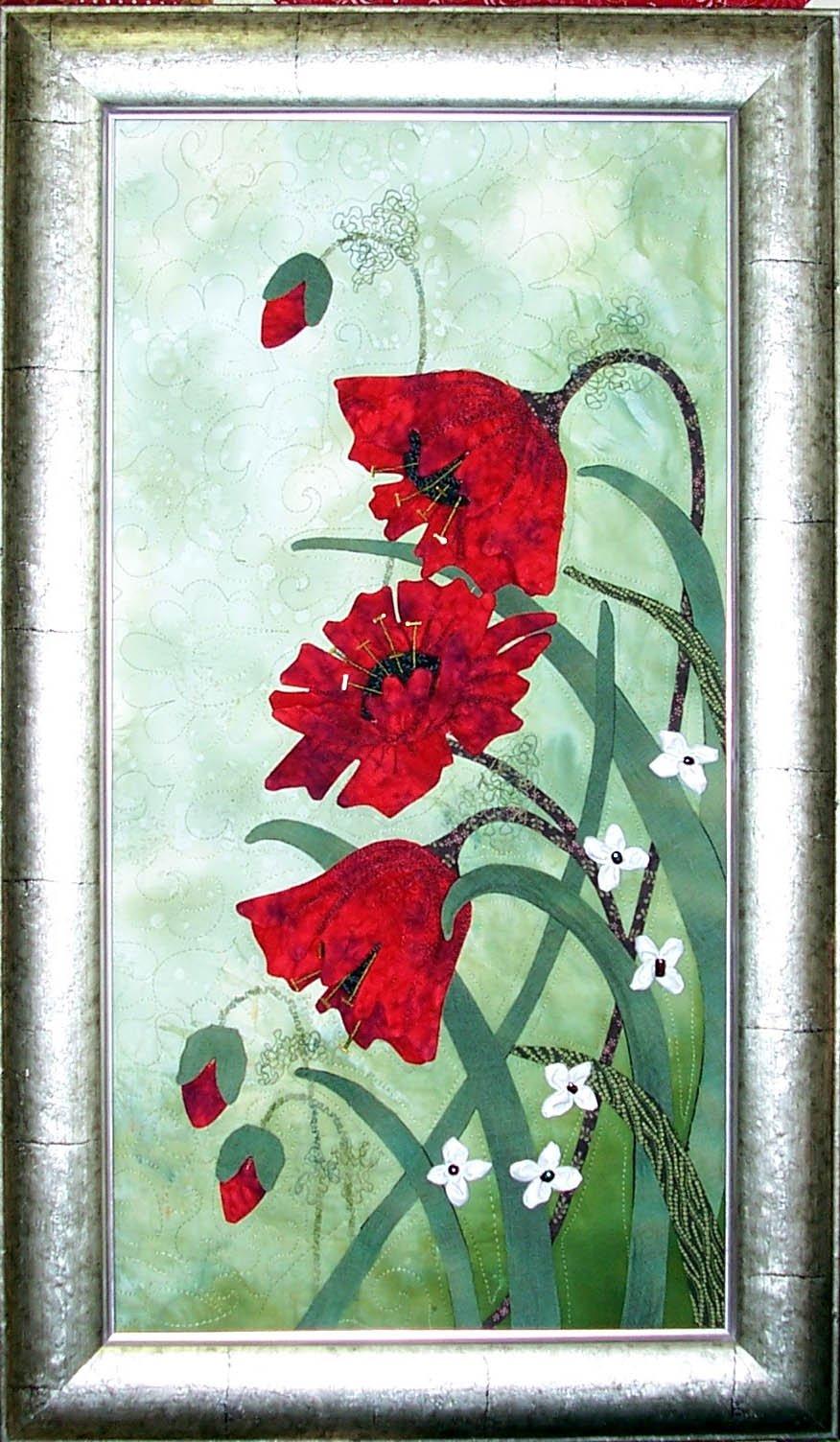 Red Posh Poppies Kit