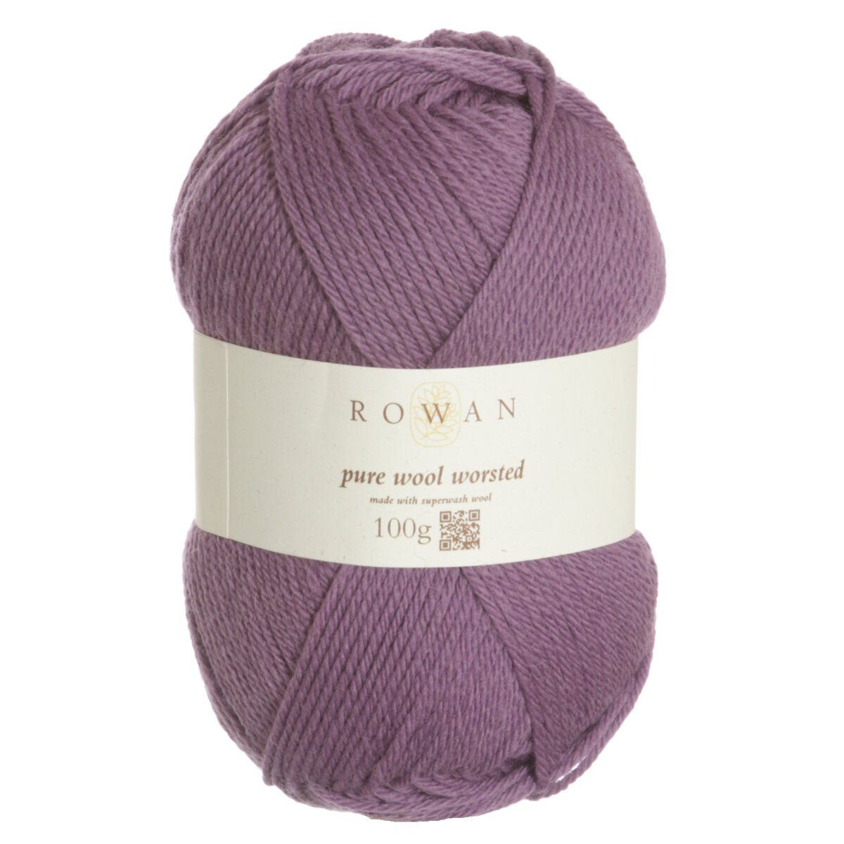 Pure Wool -rosy