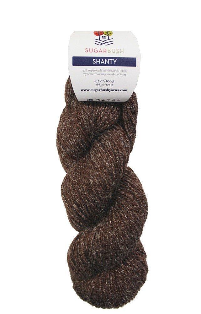 SB Shanty-Mahogany
