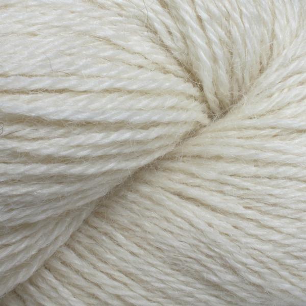Titus white rose yarn