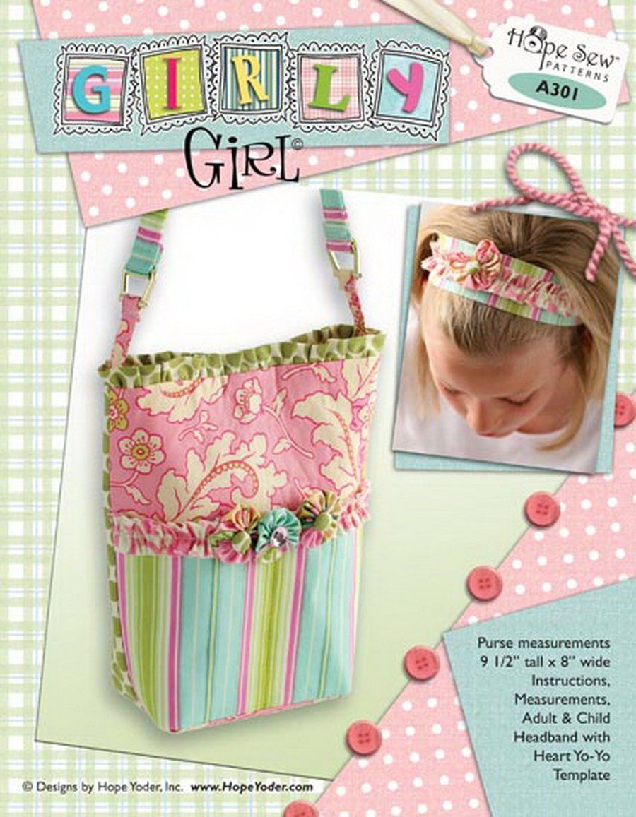 Girly Girl Purse