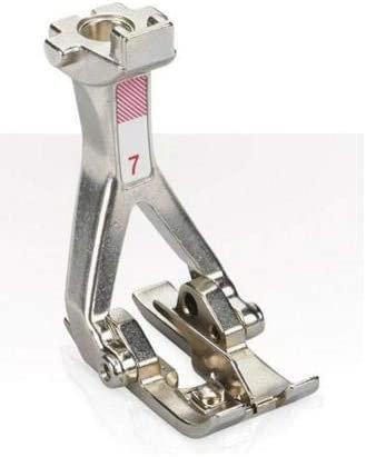 Bernina  #7 Foot Tailor Tack Tracking