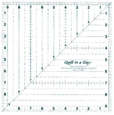 9.5in Square Up Ruler