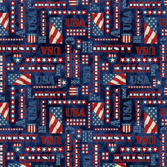 American Honor Blue