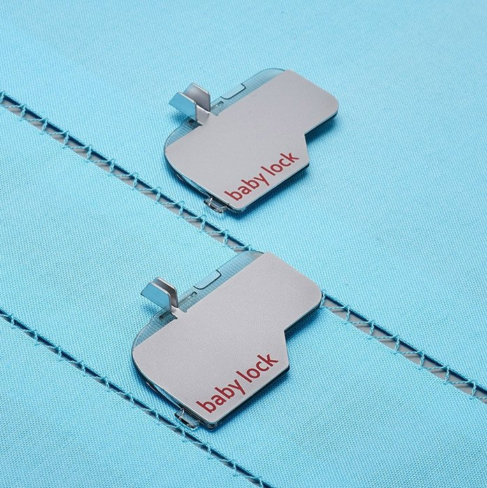 Baby Lock Bridging Plate Set: 2.5mm and 5mm