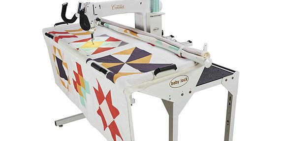 frame machine free for quilter with long gallery fusion arm hq package quilting quilt sale