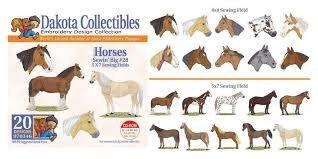 Dakota Collectibles Horses 970346