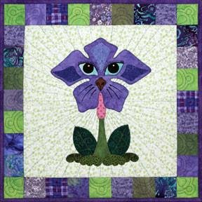 Bloomin' Dogs Periwinkle Pound Hound