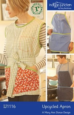Upcycled Aprons