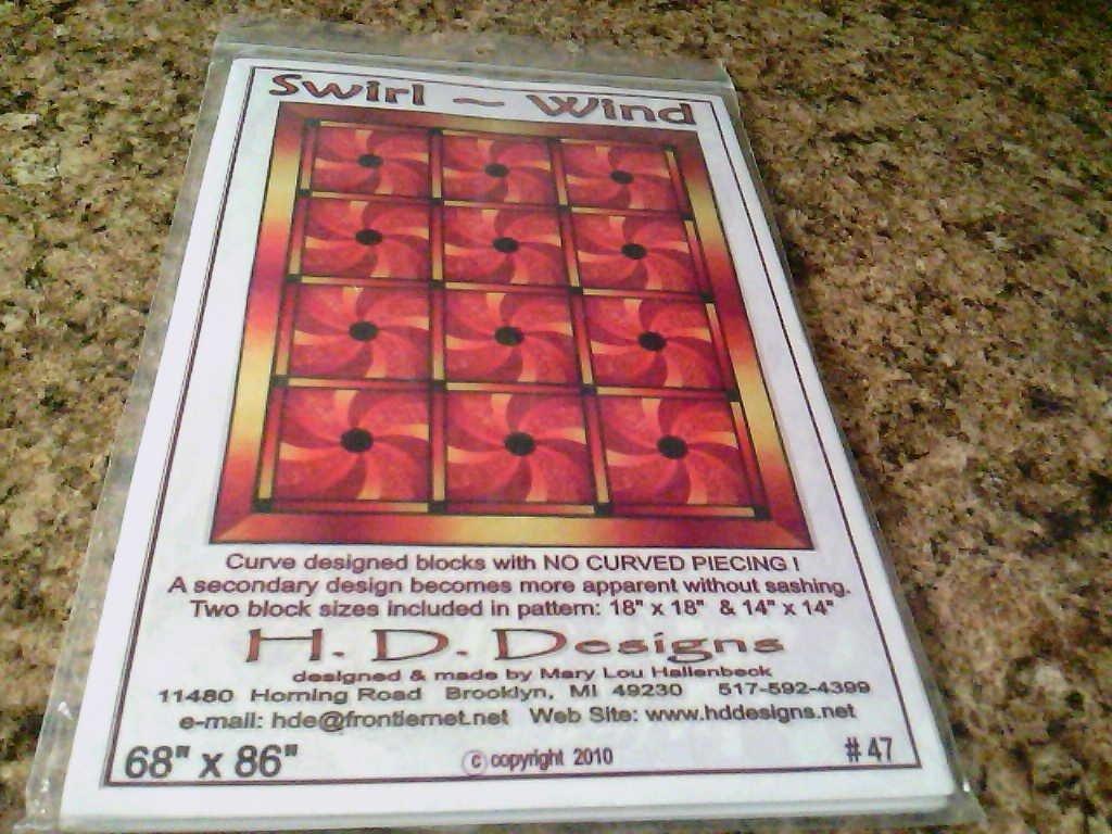 Swirl - Wind / H. D. Designs