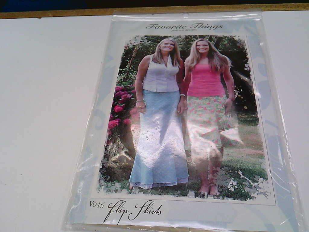 Flip Skirts