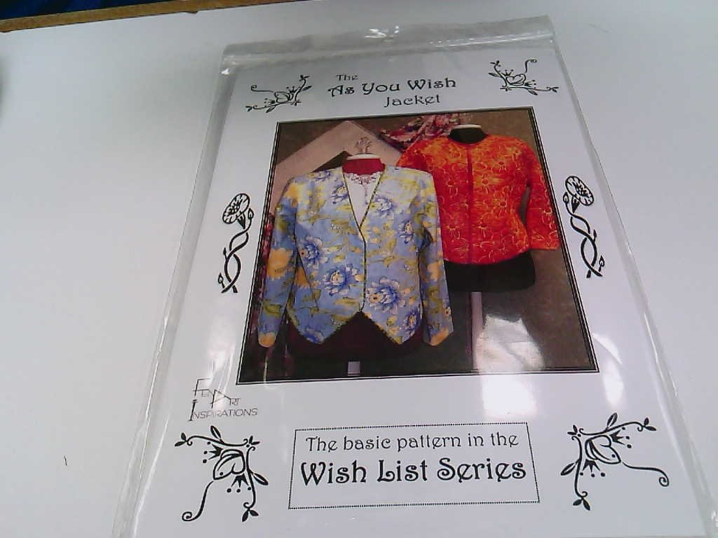 As You Wish Jacket As You Wish Jacket