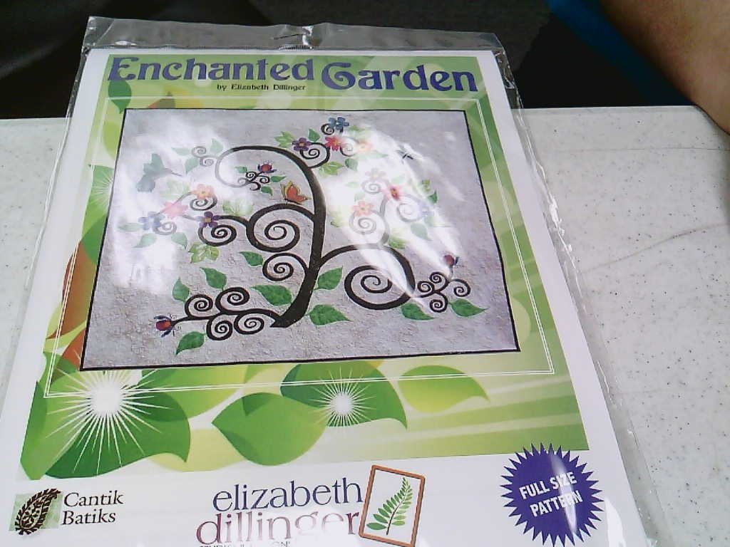 Enchanted Garden  By Elizabeth Dillinger