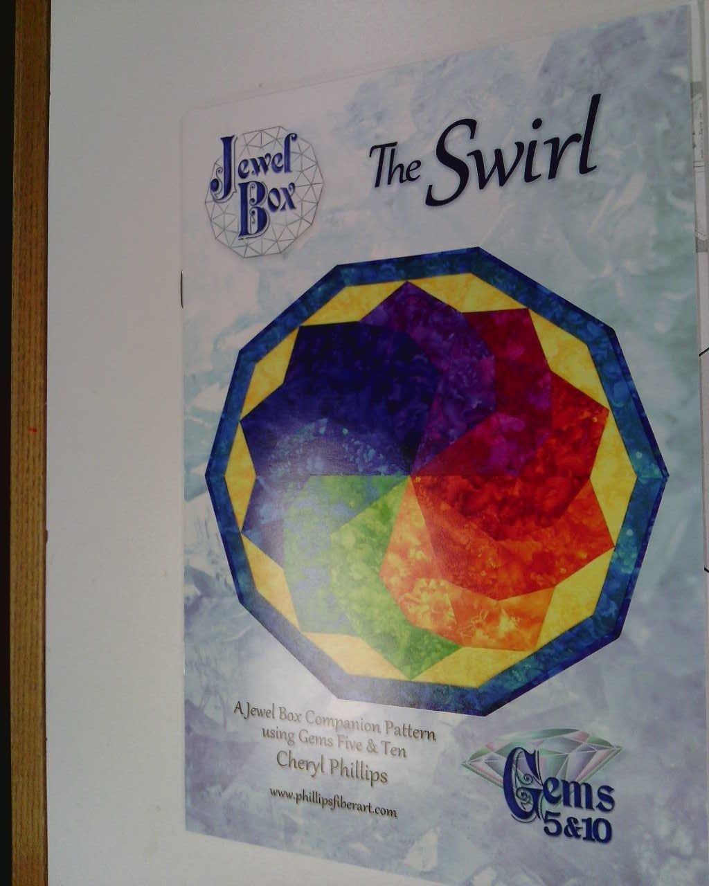 Jewel Box Swirl Pattern