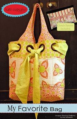 Kati Cupcake Pattern Co. My Favorite Bag